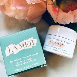 Brand New Unopened La Mer, moisturizing soft cream